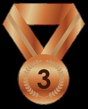 Juara 3